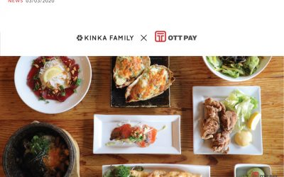 KINKA FAMILY partners with OTT Pay to offer mobile payments in select locations across Toronto