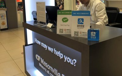 OTT Pay Inc. Partners with Cadillac Fairview to Launch Chinese Mobile Payments at Select CF Shopping
