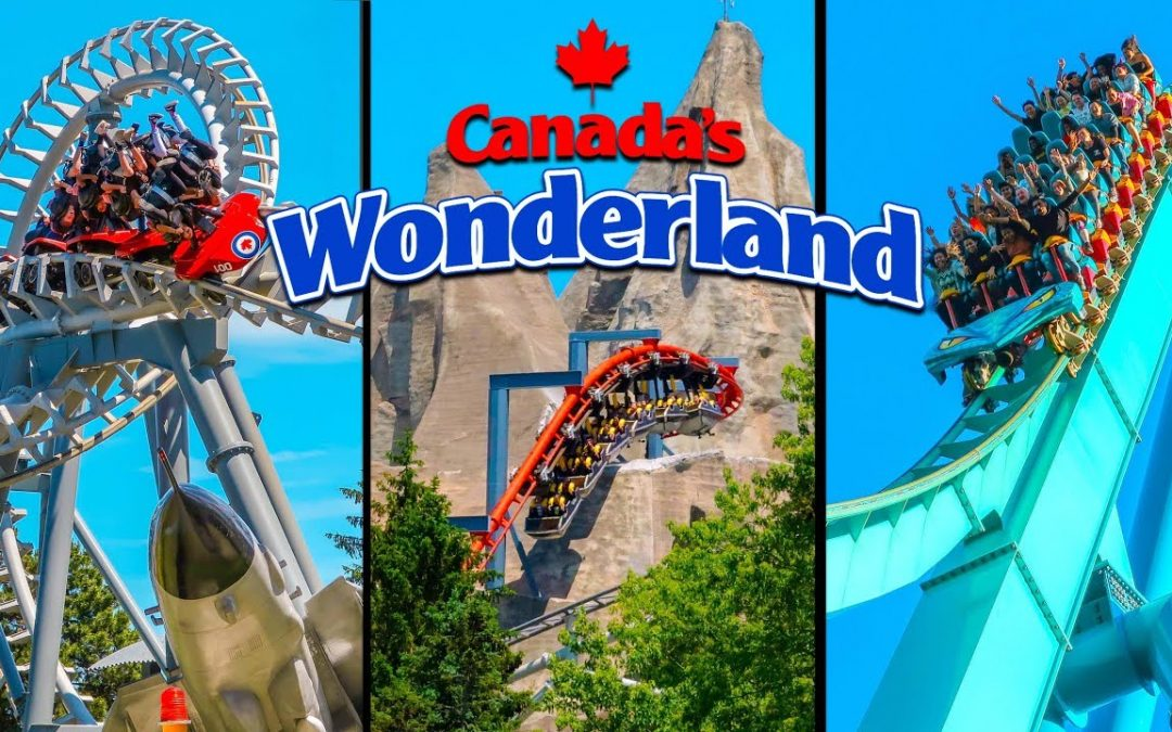 OTT Pay and Canada's Wonderland partner to offer guests new mobile payment options