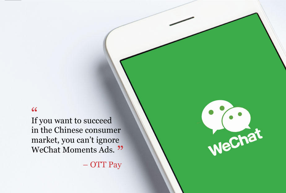 What is WeChat Moments Advertising and how it can help your business grow its digital presence in China