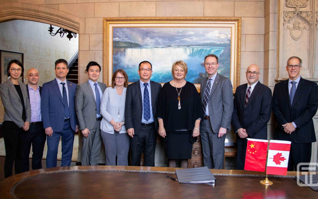 OTT Pay Inc. Partners with Niagara Parks to Launch Chinese Mobile Payments
