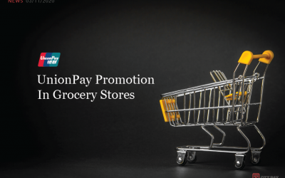 OTT teams up with UnionPay to offer promotion in participating grocery stores