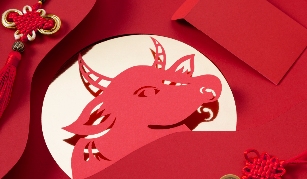 The Holidays might be over but Lunar New Year is just around the corner