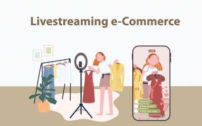 What is making livestreaming e-Commerce so successful and why your business should care